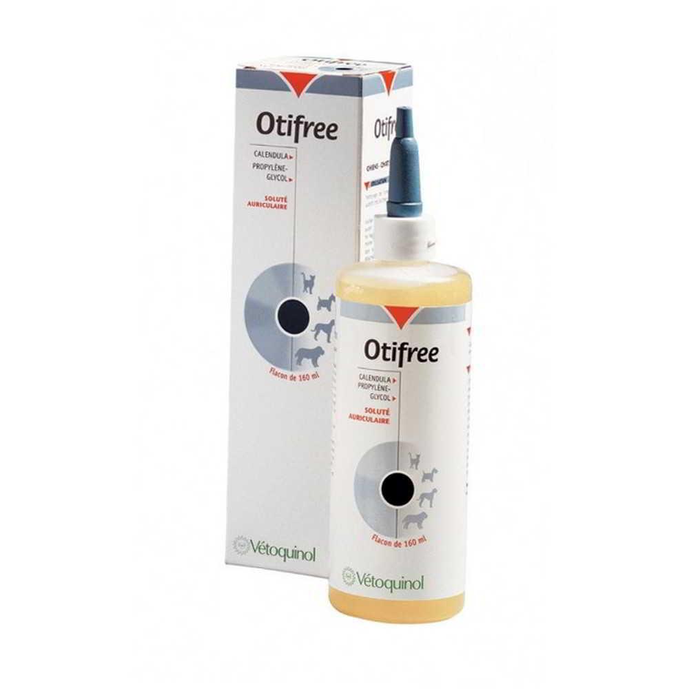 Vetoquinol - OTIFREE Solution Auriculaire. noszanimos