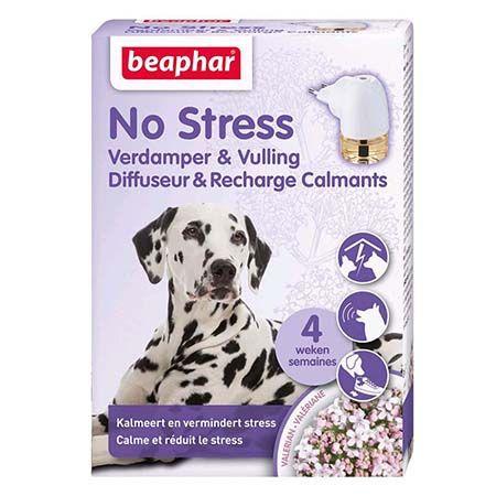 BEAPHER Diffuseur calmant pour chien - 1 prise + 1 recharge 30 ml noszanimos