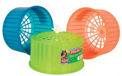 Zolux-Roue plastique - 15cm