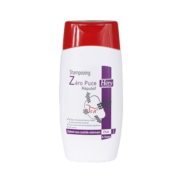 HERY shampooing-zero-puce-chat chaton noszanimos