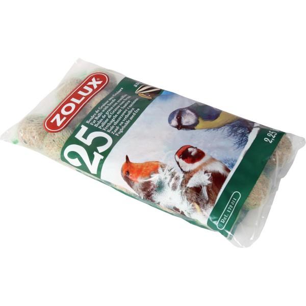 zolux sachet-boules-de-graisse-90g-x-25 2 noszanimos