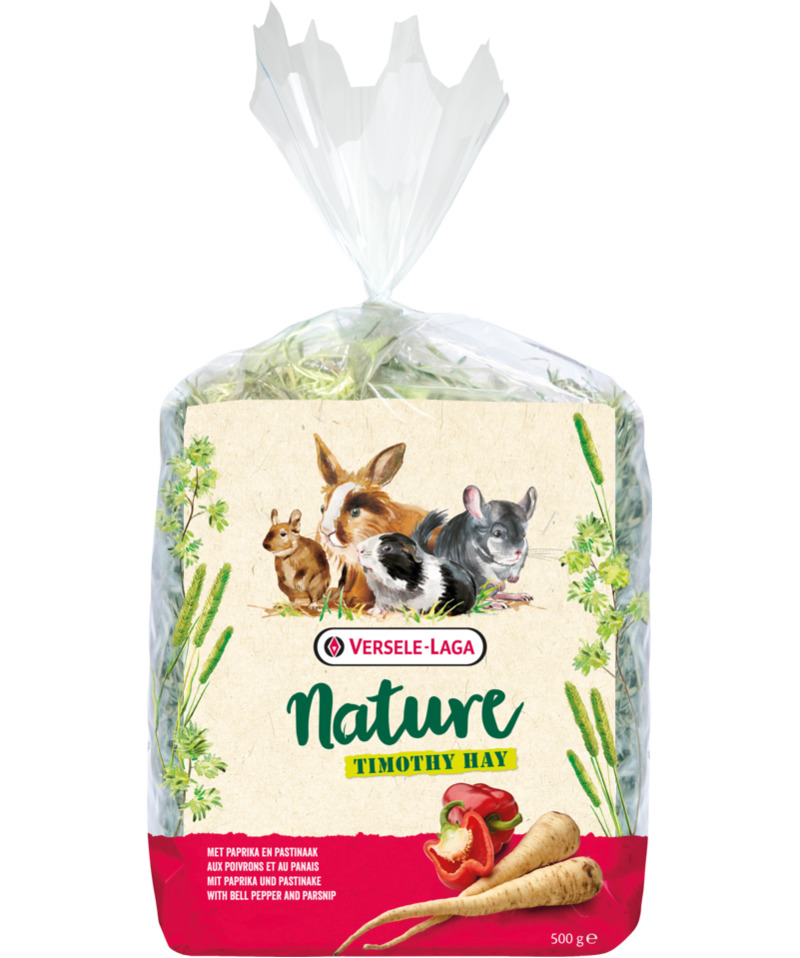 versele laga Nature Timothy Hay Beetroot & Tomato noszanimos