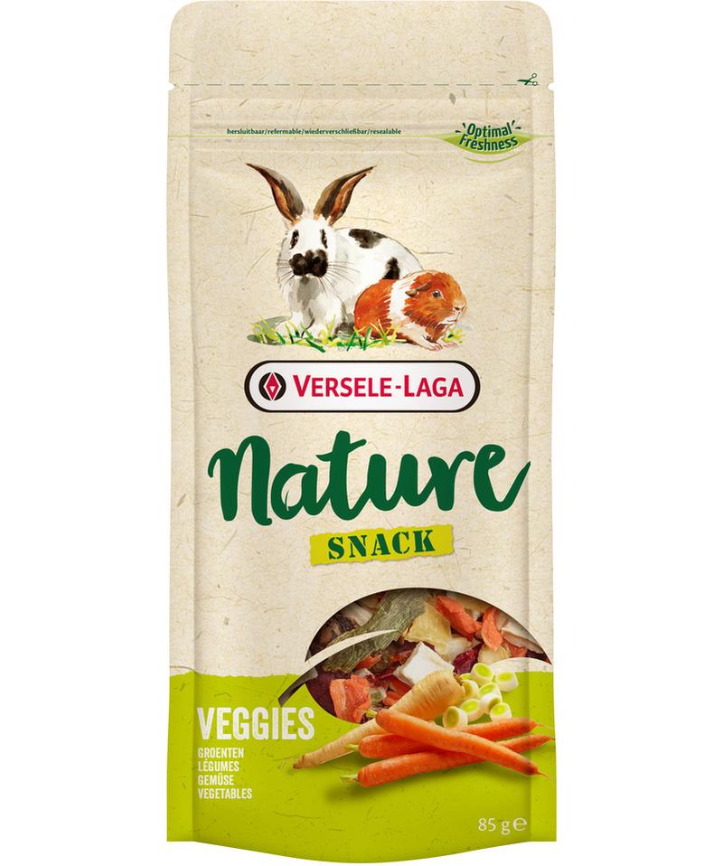 versele laga Nature Snack Veggies noszanimos