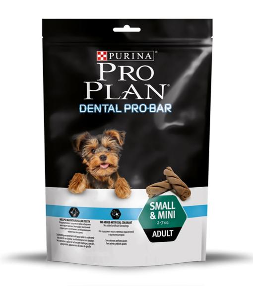 Purina Proplan Dental Probar - Small & Mini - Lot de 6