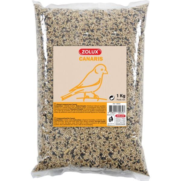 Zolux-Aliment Composé pour Canaris - 5kg