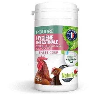 Naturly\'s - Poudre Hygiène Intestinale pour Basse-cour