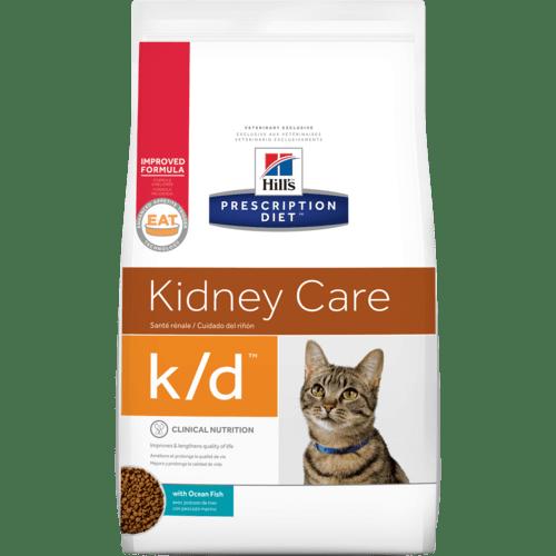 Hill's Prescription Diet k d Feline au thon noszanimos