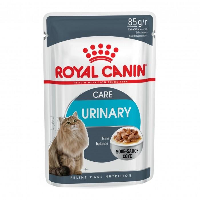 Royal Canin Urinary Care en sauce - Lot 12 x 85g