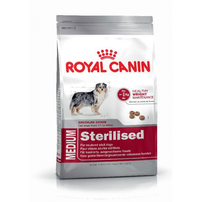 royal-canin-size-nutrition-medium-sterilised old Noszanimos