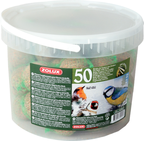 zolux boules de graisse 50