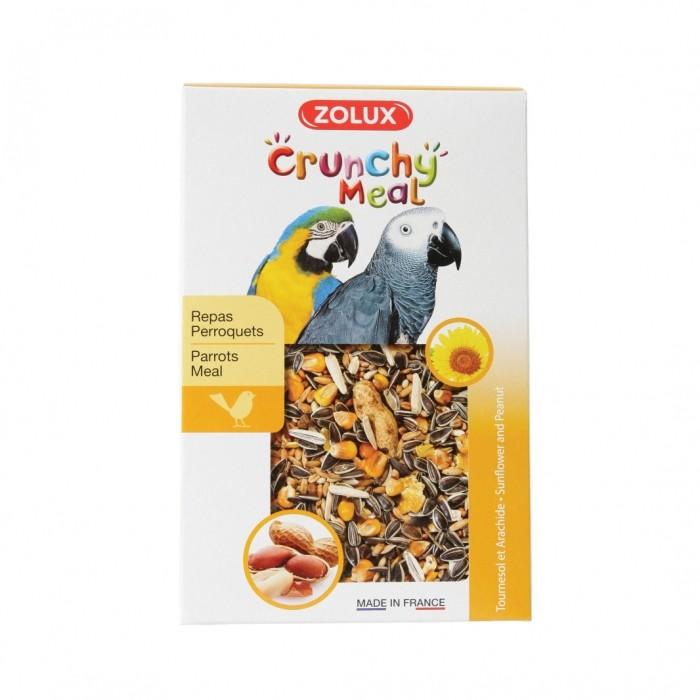 Zolux-Crunchy meal perroquet 600g