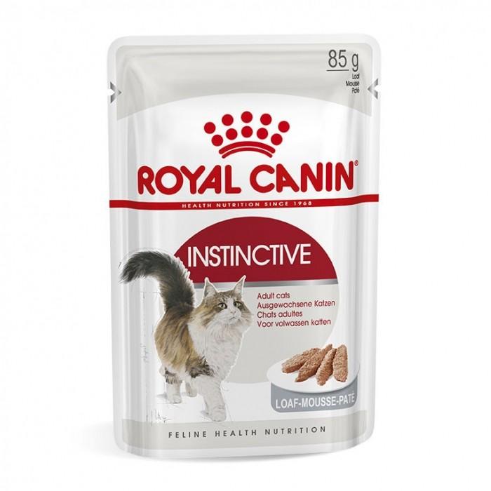 ROYAL CANIN Instinctive Mousse- Lot 12 x 85g