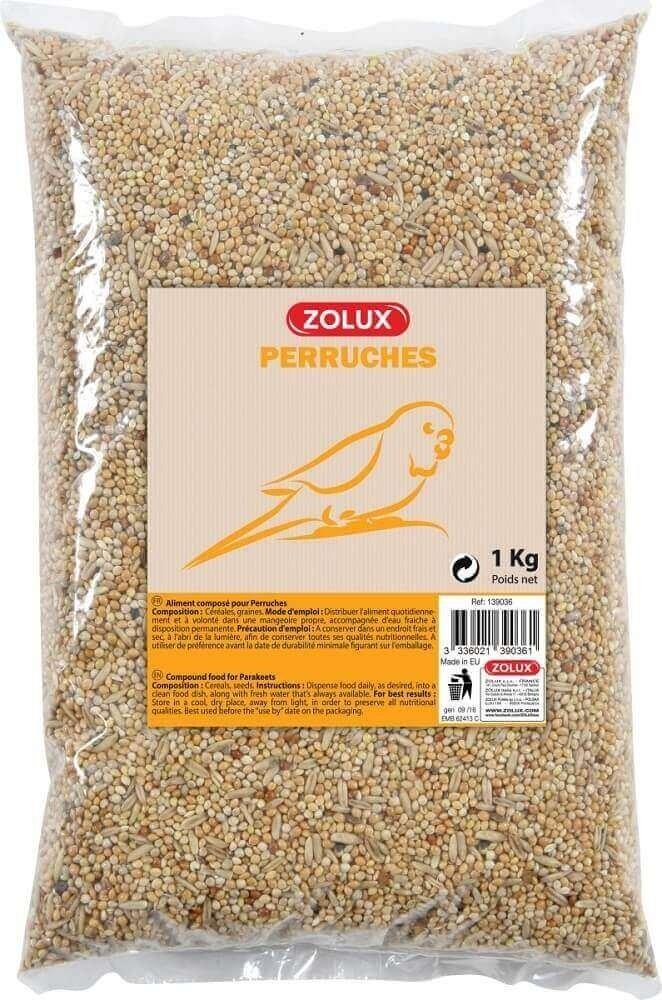Zolux-Graines pour Perruches - 5kg