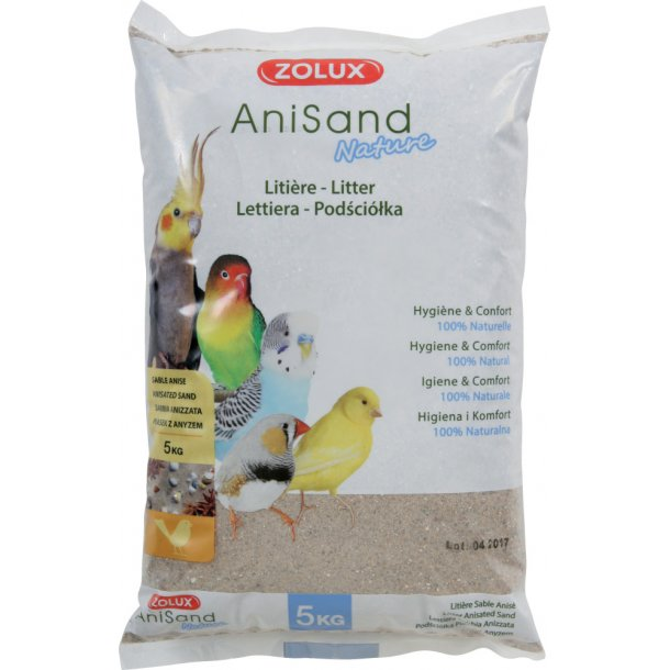 LITIERE ANISAND NATURE 5KG
