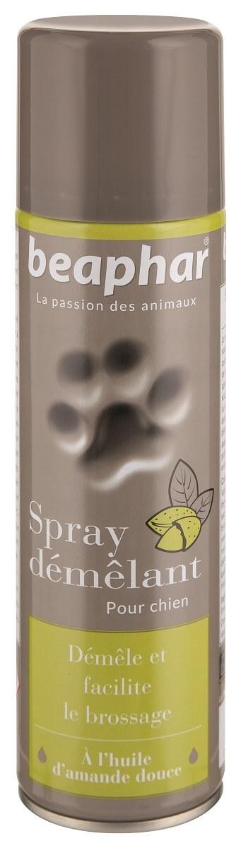 Spray démêlant à l'huile l'amande douce
