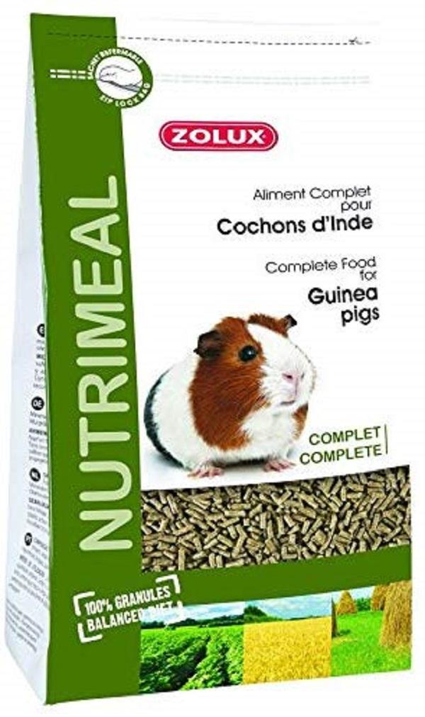 Aliment Cochon d'inde Nutrimeal Standard