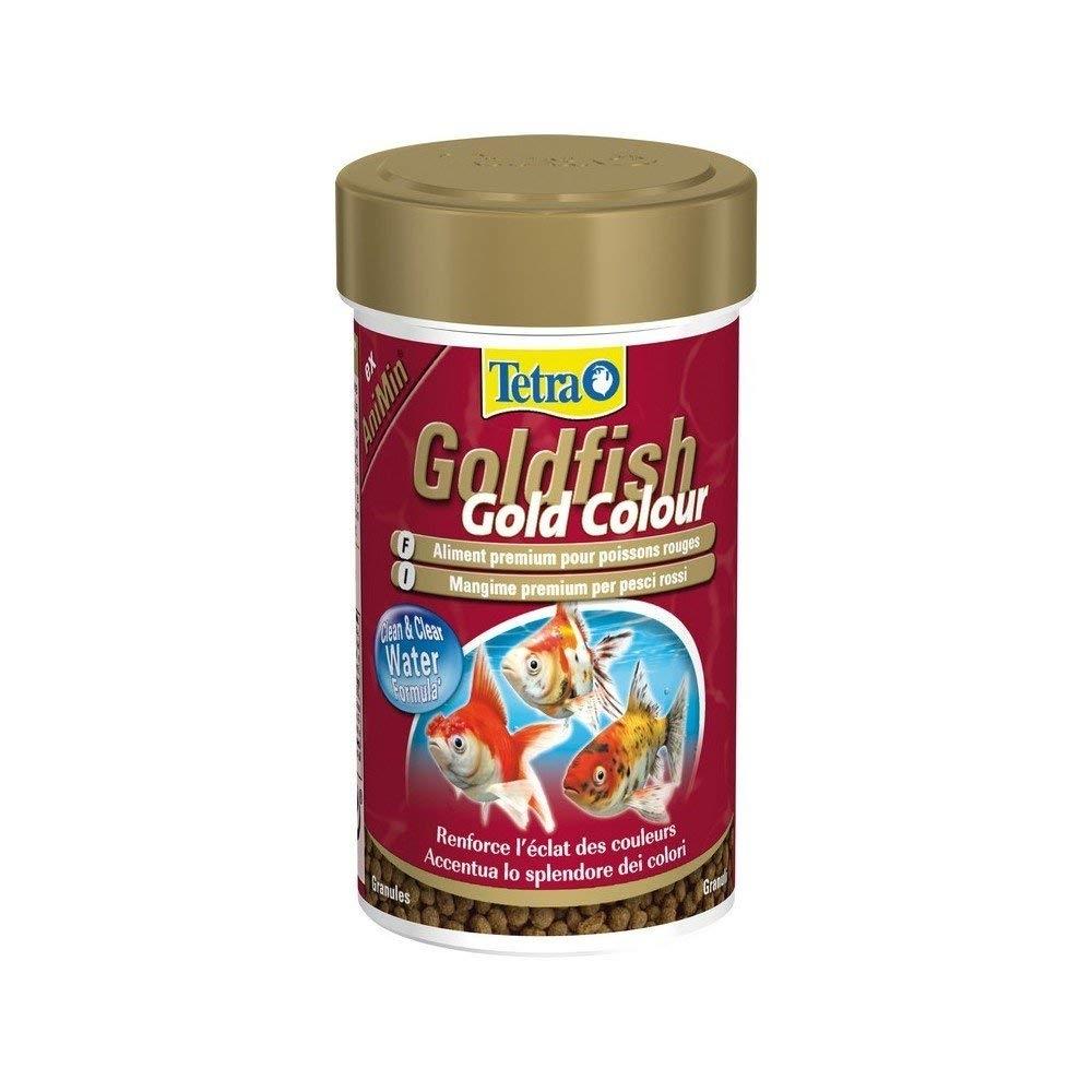 Tetra - Goldfish Gold Colour - pour poissons rouges