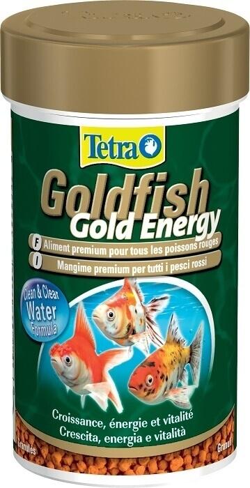Tetra - Goldfish Energie pour poissons rouges