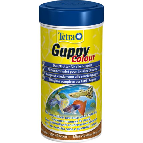 TETRA - Guppy Couleur - 250ML