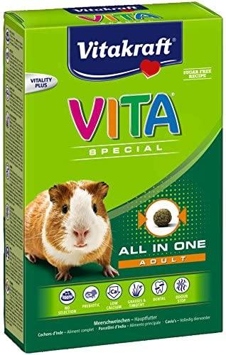 Vitakraft Vita Special Cochons d\'Inde Adulte 600gr