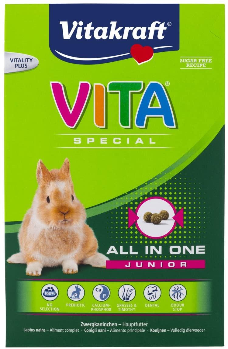 Vitakraft Vita Special Lapins Junior 600gr