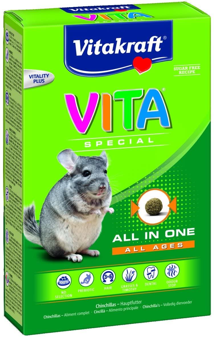 Vitakraft Vita Special Chinchillas 600gr