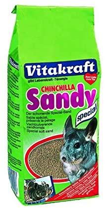 Vitakraft  Sable Chinchillas Sandy - 1kg noszanimos