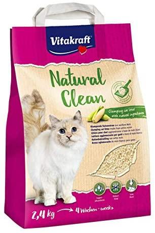 Vitakraft Litiere Natural Clean Ma‹s
