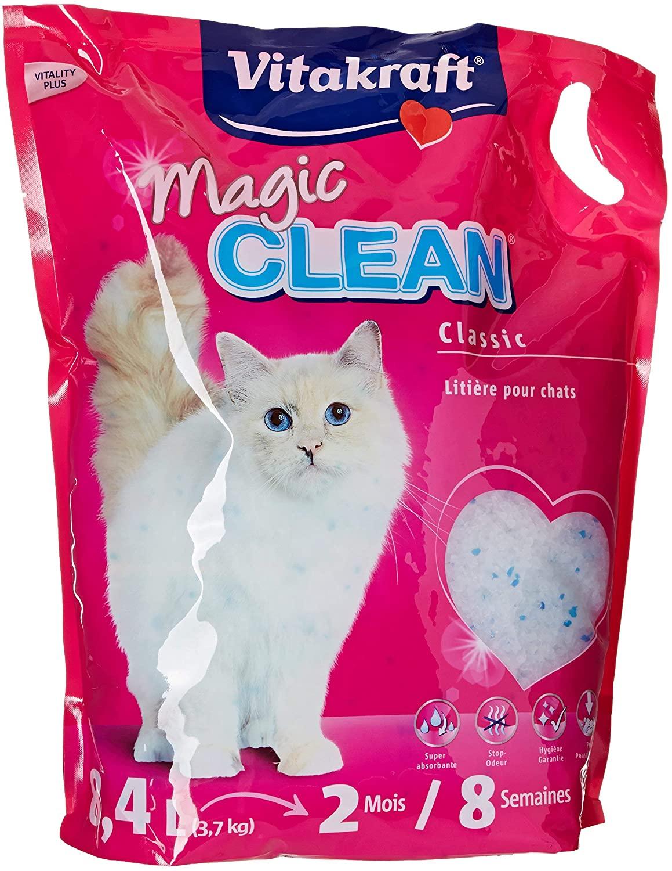 Vitakraft Litiere Magic Clean 2 mois
