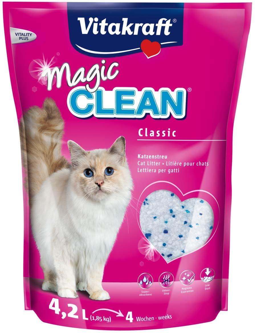 Vitakraft Litiere Magic Clean 1 mois