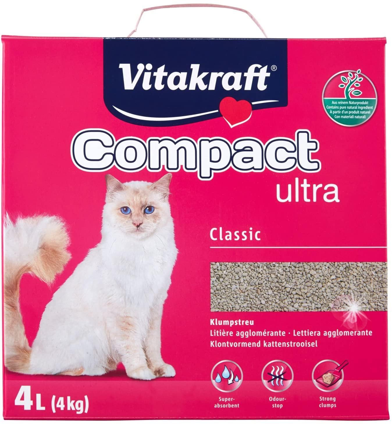 Vitakraft Litière Compact Ultra
