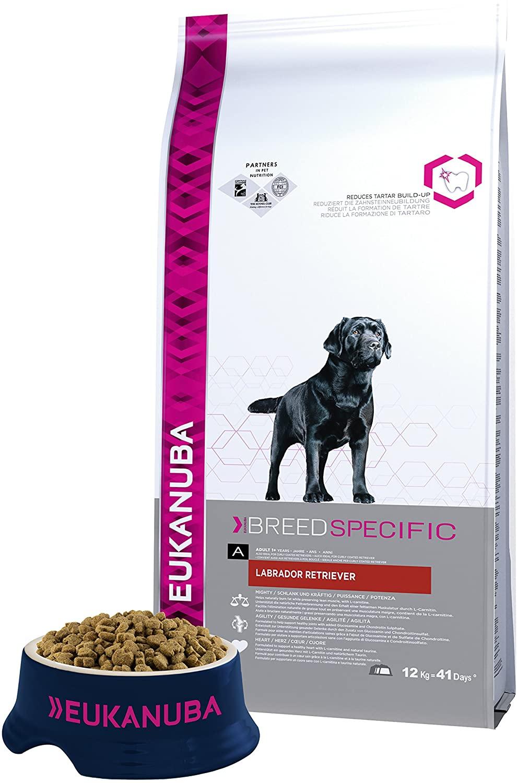 Eukanuba Croquettes Breed Specific Labrador Poulet - 12kg