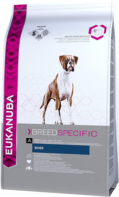 Eukanuba - Croquettes Breed Specific pour chien Adult  Boxer 12kg