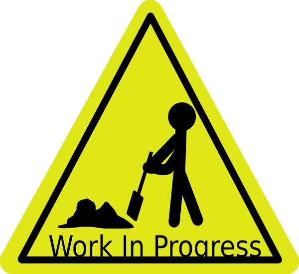 works-in-progress