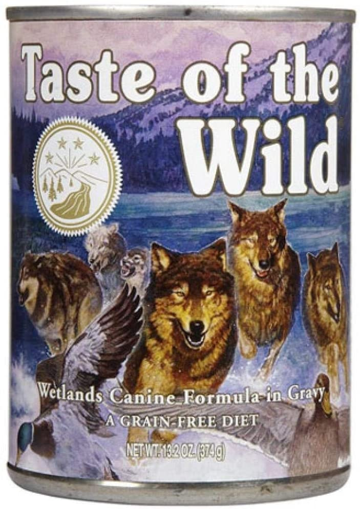 Taste of the Wild - Wetlands Canine noszanimos