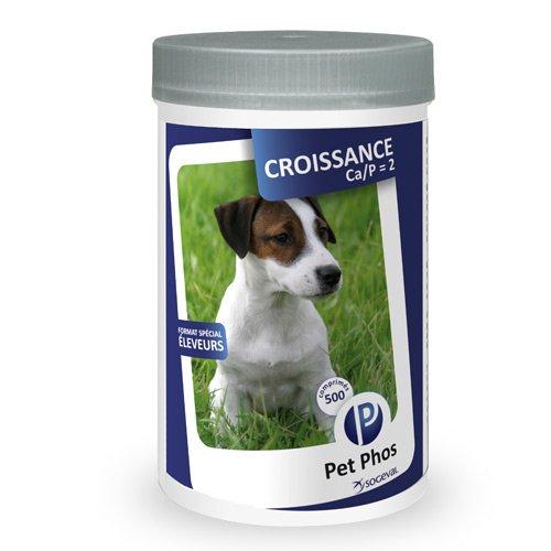 Pet-Phos Croissance Ca/P=2 - 100 comprimès