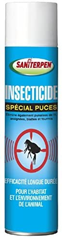 SANITERPEN INSECTICIDE PUCES