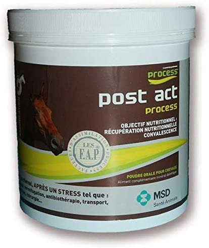 M.S.D Post Act Process Cheval 500 gr