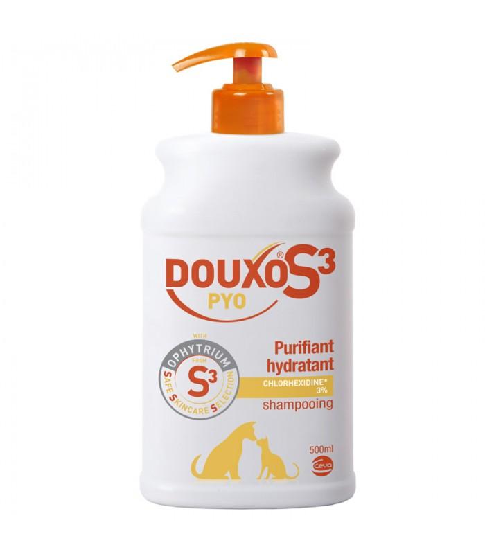 DOUXO S3 PYO Shampooing