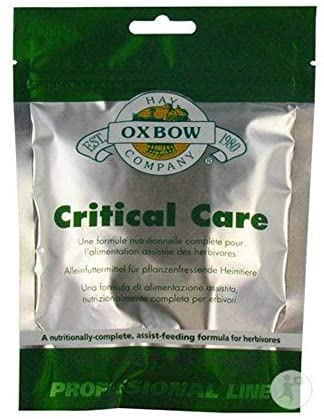 OXBOW CRITICAL CARE - SACHET DE 141G noszanimos