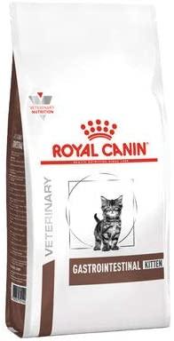 Croquettes Royal Canin Veterinary diet cat gastro intestinal kitten