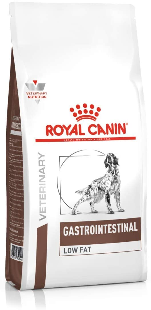 Croquettes Royal Canin Veterinary diet  - dog gastro intestinal low fat