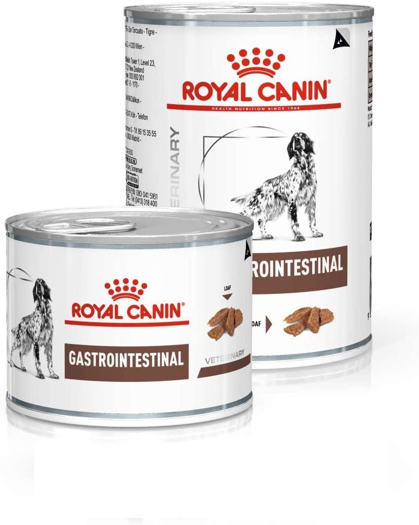 Royal Canin Veterinary diet dog gastro intestinal - Boites 200g