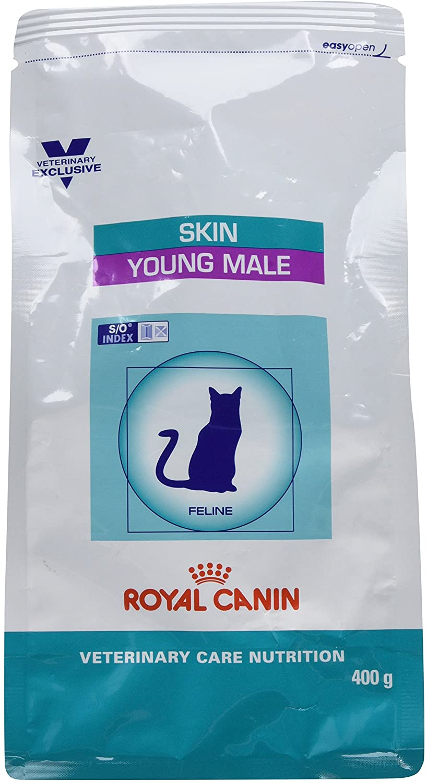 Royal Canin Skin Young Male Chat 400g NosZanimos