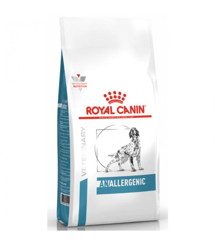 Royal Canin Veterinary diet dog anallergenic NosZanimos