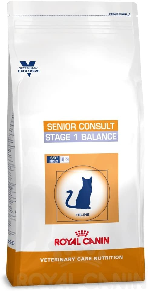 Royal Canin - Royal Canin Vet Care Nutrition Cat Senior Consult Stage 1 10 kg NosZanimos