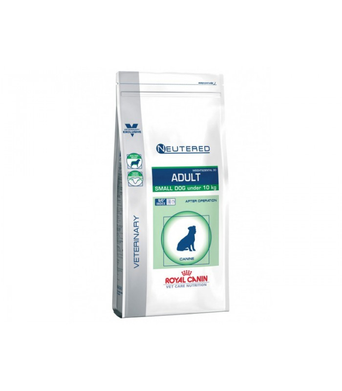 Royal canin croquettes-neutered-adult-small-chien-sac-800-g-veterinary-care-nutrition NosZanimos