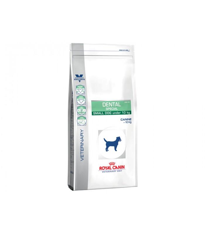 Royal Canin croquettes-veterinary-diet-petit-chien-dental-2kg NosZanimos