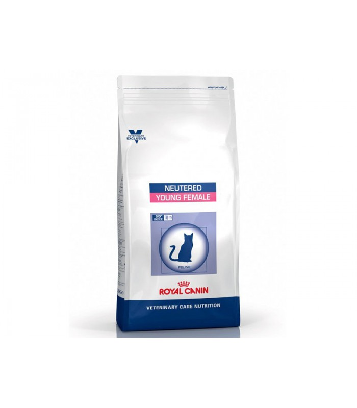Royal Canin croquettes-veterinary-care-chat-neutered-young-female-400g
