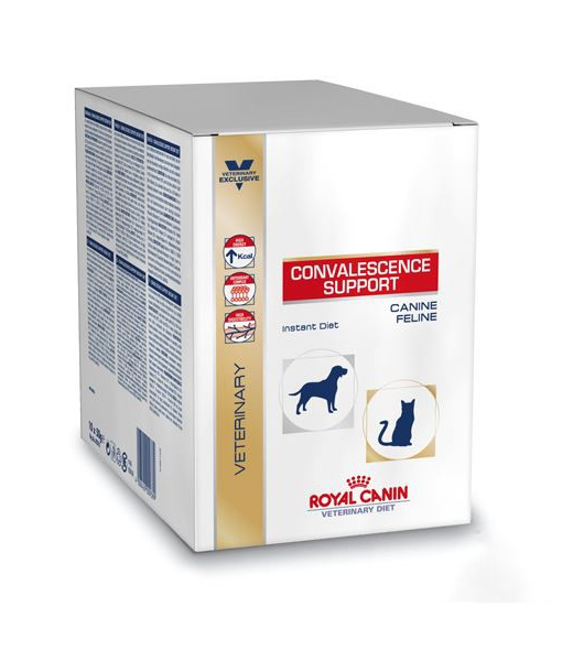 royal-canin-veterinary-diet convalescence-support-10-sachets